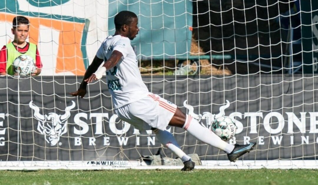 Striker Augustine Williams nets brace in seven-goal thriller